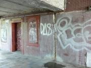 Garffiti im Untergrund