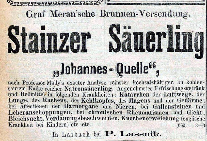 Amtsblatt zur Laibacher Zeitung Nr. 41vom 19.02.1879