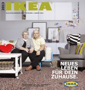 IKEA Covershooting 2012