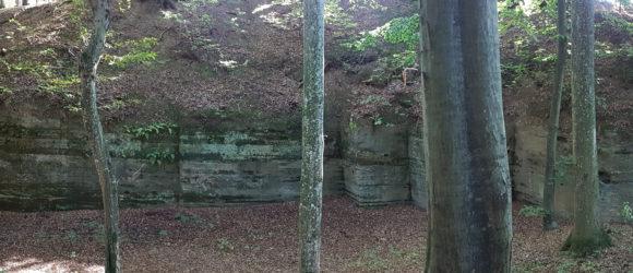 Vom Vulkan zum Steinbruch